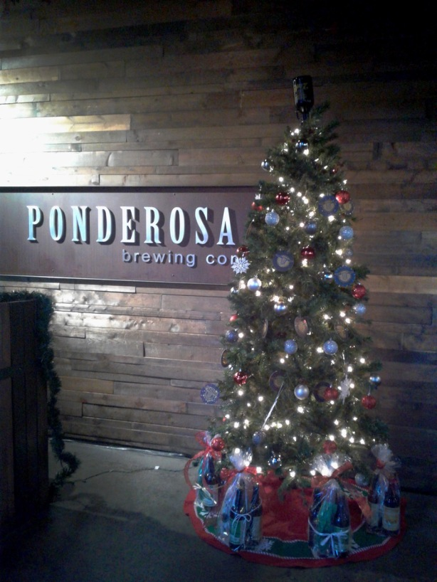 It was a happy holiday, and a happy year, at Ponderosa.