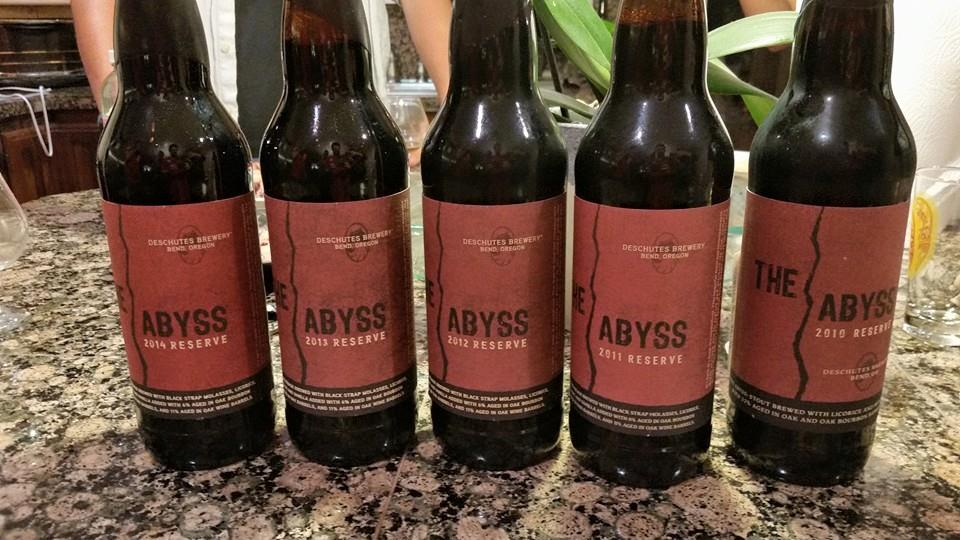 The folks at Side Effex aren't getting quite as crazy as the Crew did in 2015, but any amount of The Abyss is worth it!