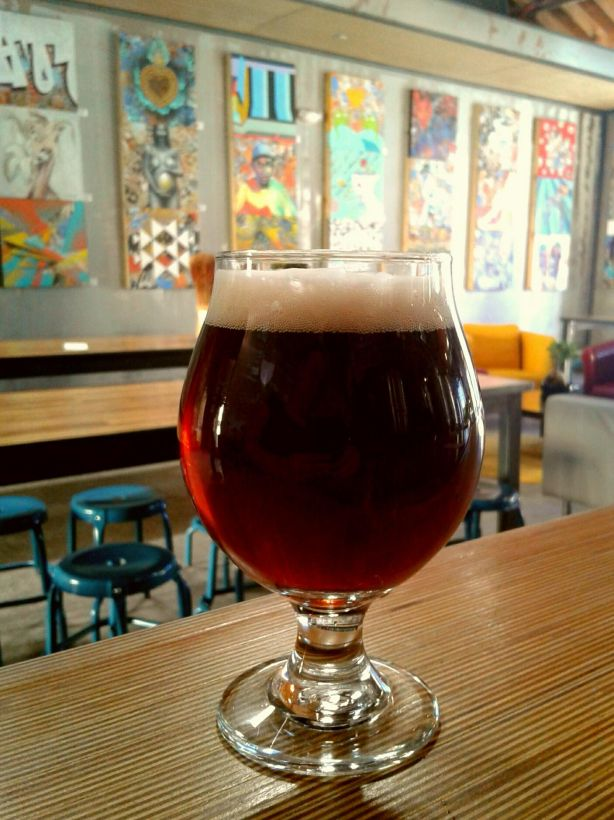 Cheers to a great start for Dialogue! (And get some Scarlet Beh-Gose while you can.)