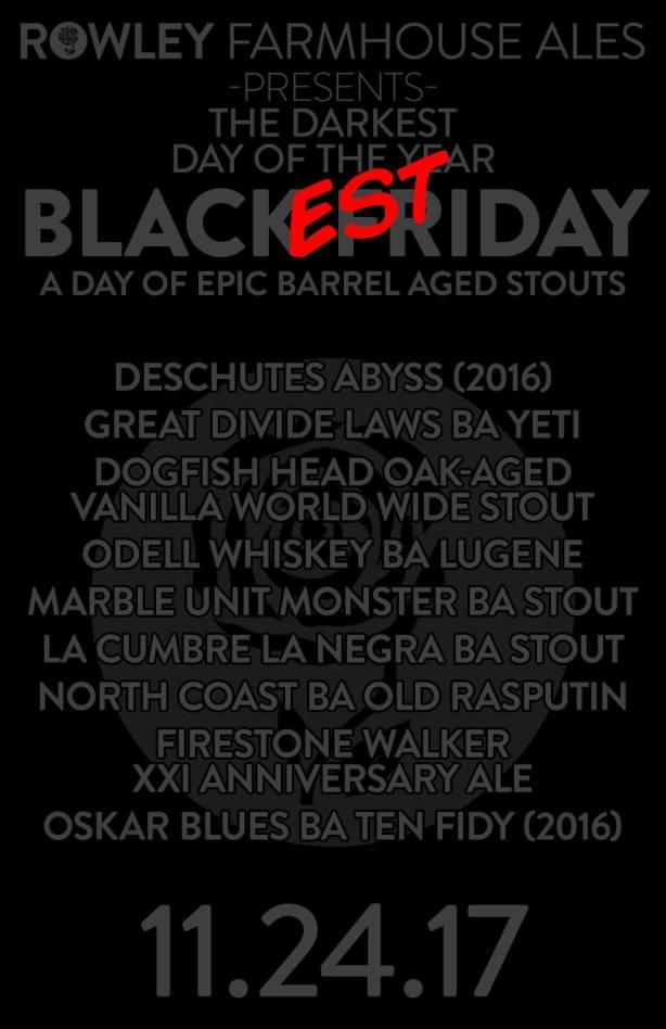 Blackest Friday
