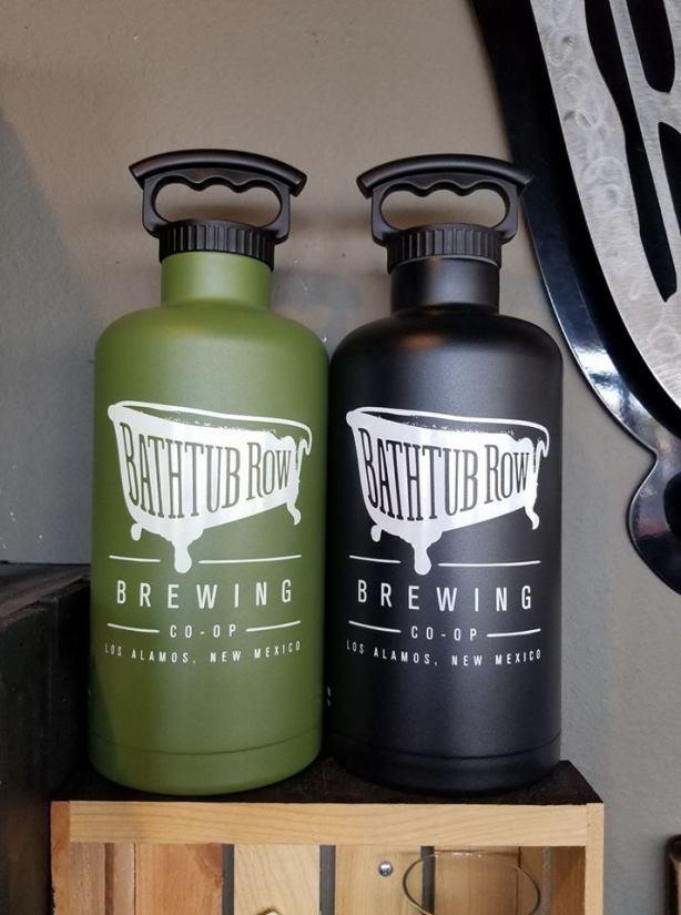 Bathtub Row Brewery Los Alamos