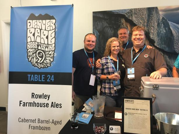 RFA Denver Rare Beer Tasting
